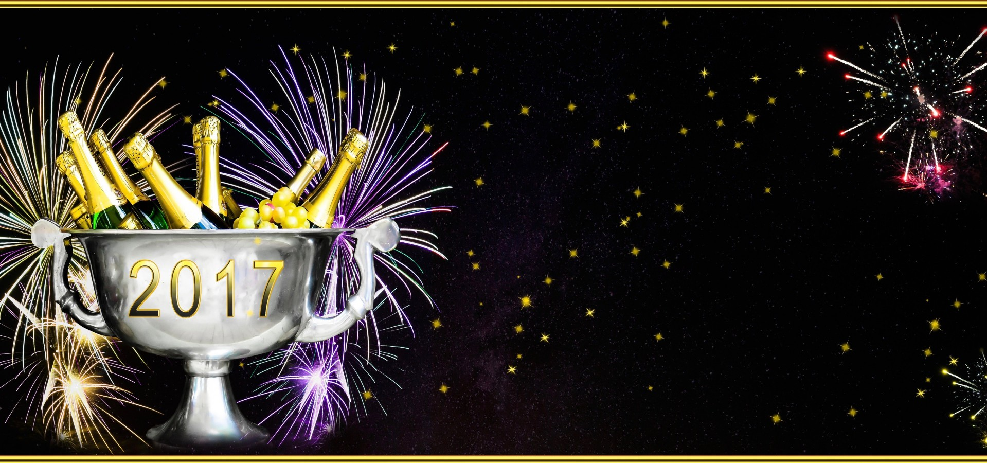 Celebrate New Year's Eve in GamberoRosso!